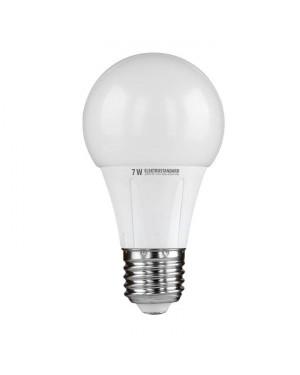 Лампа светодиодная Classic LED E27 7W 4200K шар матовый 4690389050404